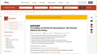 Fact Check: Essay Offers NO Verified Proof Vaccines Cause Two Deaths For Every Three Covid Cases Prevented