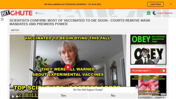 Fact Check: Scientists Have NOT Confirmed That Most Of Those Vaccinated Against COVID-19 Will Die Soon
