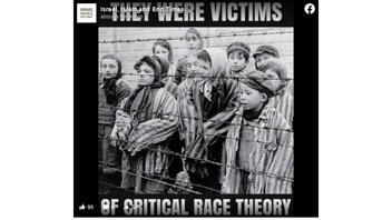Fact Check: Jewish Holocaust Victims Were NOT Victims Of Critical Race Theory, Which Followed The Holocaust By Three Decades