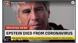 Fact Check: Jeffrey Epstein Did NOT Die From Coronavirus
