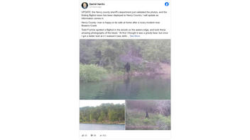 Fact Check: No, Virginia, This is NOT a 'Validated' Bigfoot Sighting
