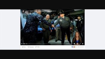 Fact Check: Facebook Video Does NOT Prove That Trump Is Still Commander In Chief