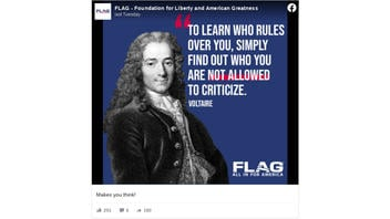 Fact Check: Voltaire Did NOT Say 'To Learn Who Rules Over You, Simply Find Out Who You Are Not Allowed To Criticize'