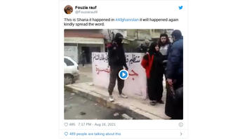Fact Check: Video Of A Woman's Execution Did NOT Just Happen In Afghanistan -- It Was In Syria In 2015