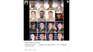 Fact Check: Men In Photo NOT Killed in Afghanistan