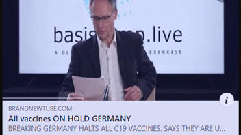 Fact Check: Germany Did NOT Halt All COVID-19 Vaccines -- This Was Made-Up Scenario