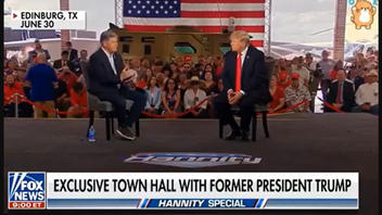Fact Check: Trump Did NOT Return As President And Remove Biden And Harris -- This Headline Is Clickbait