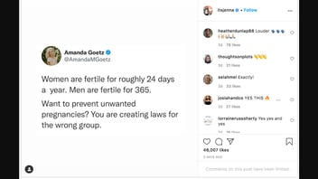 Fact Check: Woman Are NOT Fertile For Only 'Roughly 24 Days A Year'