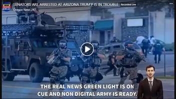 Fact Check: Multiple Senators Were NOT Arrested 'At' Arizona