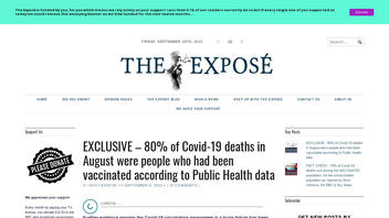 Fact Check: Claim That 80% Of COVID-19 Deaths Occurred Within The Vaccinated Population In Scotland Is Misleading