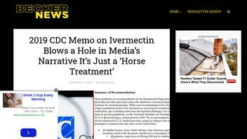 Fact Check: 2019 CDC Memo On Ivermectin Does NOT 'Blow A Hole' In News Reports Discouraging Self-Medication With Horse Dewormer