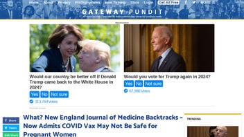 Fact Check: New England Journal of Medicine Did NOT Backtrack And Does NOT Admit COVID Vax May Not Be Safe For Pregnant Women
