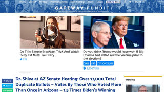 Fact Check: 'Duplicate Ballots' In Maricopa County, Arizona, Are NOT Proof Of Voter Fraud
