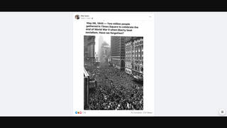 Fact Check: In World War II, Socialism Was NOT 'Beat' -- USSR Among Allies Who Beat Nazism, Imperial Japan and Italian Fascism