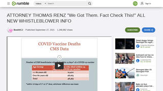 Fact Check: 48,000 Did NOT Die Within 14 days Of COVID-19 Vaccination, And There Is NO 'Medicare Tracking System'