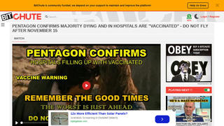 Fact Check: Pentagon Did NOT 'Confirm Majority Dying And In Hospitals Are Vaccinated'