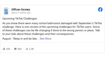 Fact Check: NO Evidence So Far That 'Slap A Teacher' Challenge Is An Actual Thing On TikTok