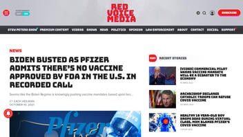Fact Check: Recorded Phone Call Does NOT Negate FDA  Approval Of Pfizer's Comirnaty COVID-19 Vaccine
