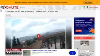 Fact Check: NO Evidence Of 'Epidemic Of Plane Crashes Linked To COVID-19 Jab'