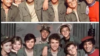 Fact Check: Children Did NOT Recreate This 'M*A*S*H' Cast Photo -- It's A Digital Manipulation