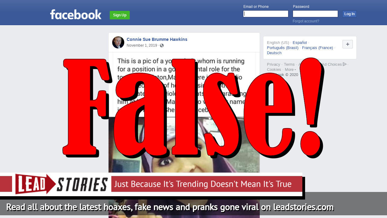 Fake News: NO Audio Or Video Proof Of Woman Harassing Political Rival At His Home
