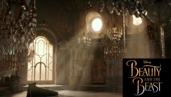 Watch: Disney's 'Beauty and the Beast' Teaser Trailer