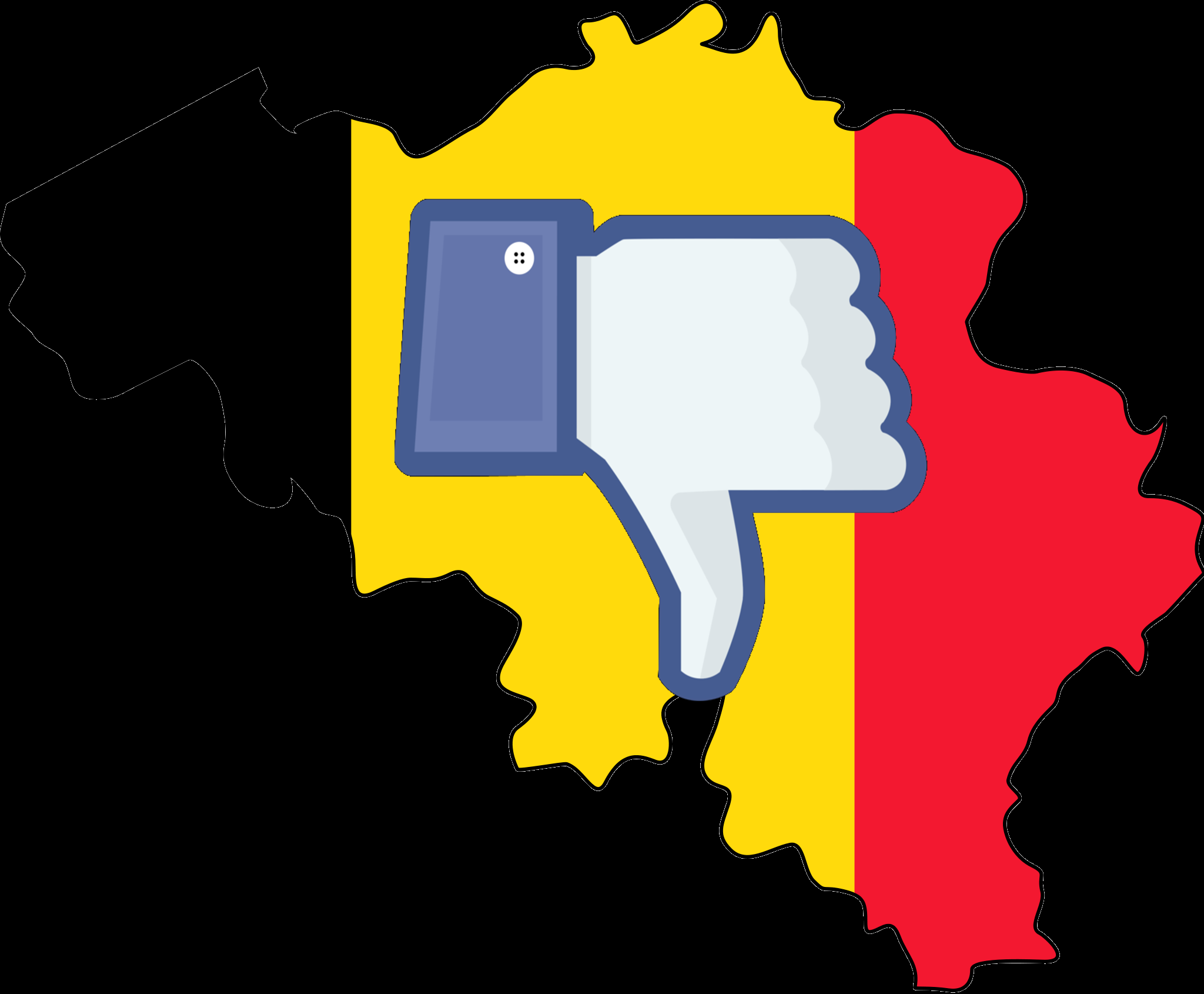 Facebook Ordered By Belgian Court To Stop Tracking Belgian Surfers Or Face Fine