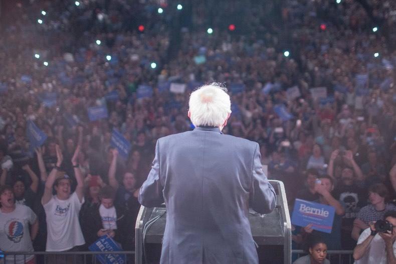 Watch LIVE Stream: Bernie Sanders Speaks At Modesto, California Rally, June 2