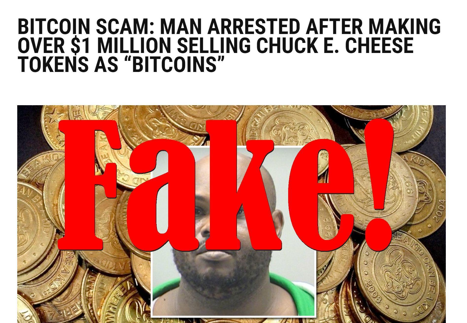 Fake News Man NOT Arrested After Making Over 1 Million Selling