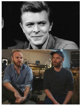 Rejected: Coldplay Reveals David Bowie Refused Collaboration