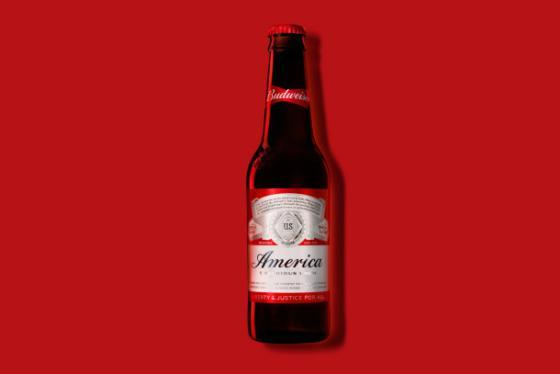 Budweiser Has Renamed Its Beer 'America' Until November Election