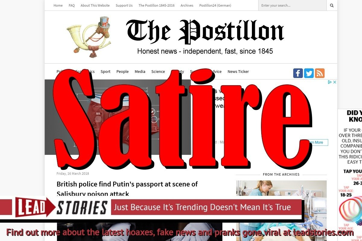 Screenshot of http://www.the-postillon.com/2018/03/salisbury-putin.html