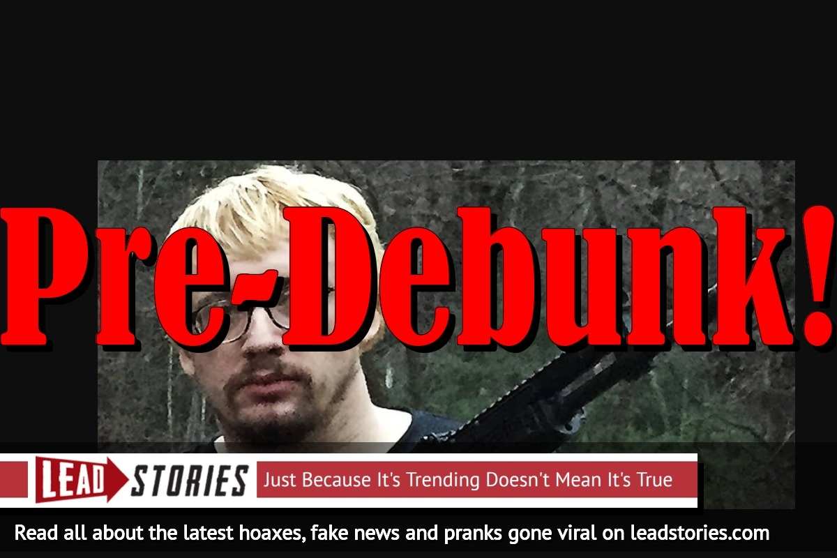 Fake News: Sam Hyde Is NOT The Van Driver In Suspected Toronto Terror Incident