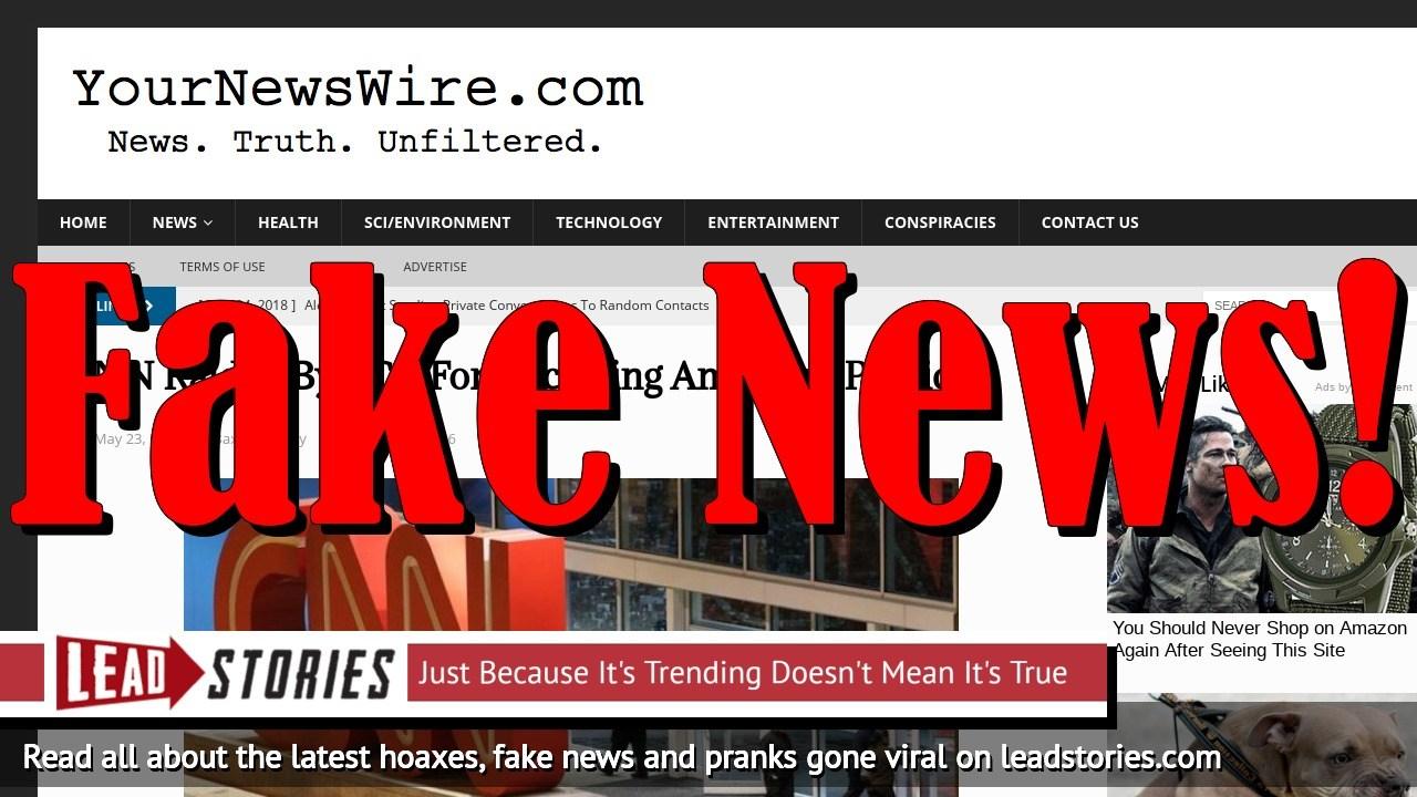 Screenshot of https://yournewswire.com/cnn-raided-fcc-american-public/