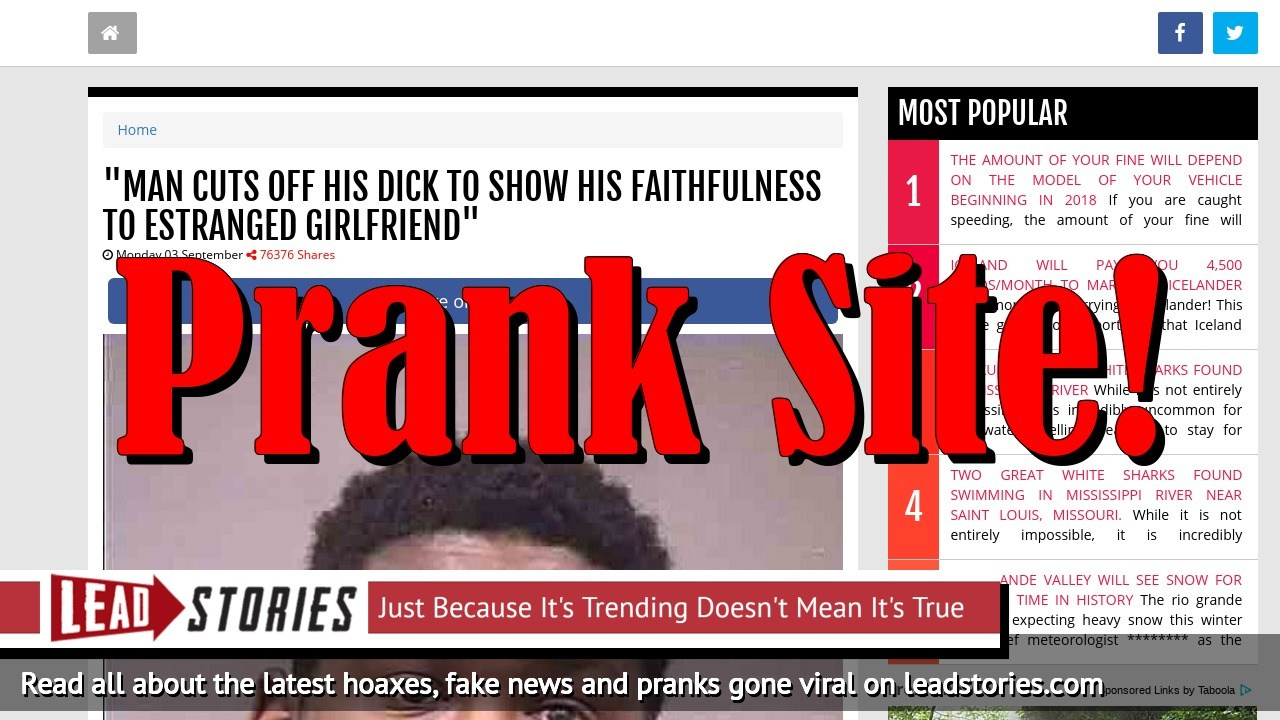 Screenshot of http://www.react365.com/5b8933c62ae6f/man-cuts-off-his-dick-to-show-his-faithfulness-to-estranged-girlfriend.html
