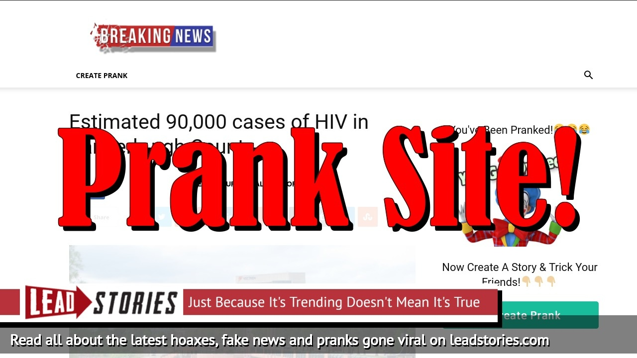 Screenshot of https://channel22news.com/estimated-90000-cases-of-hiv-in-vanderburgh-county-2/