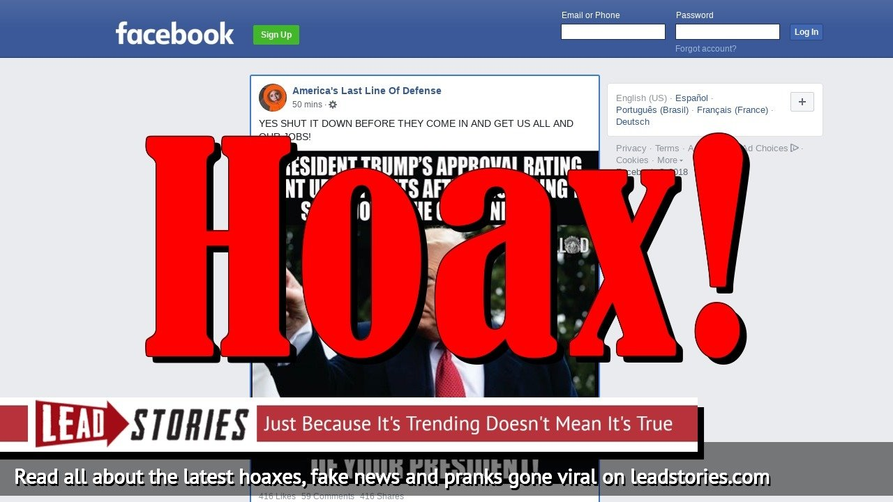Screenshot of https://www.facebook.com/thelastlineofdefense/posts/2225130617746366