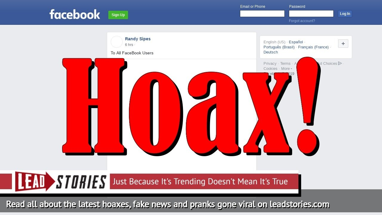 Fake News: Hackers Are NOT Posting Sexual Videos And Pictures On