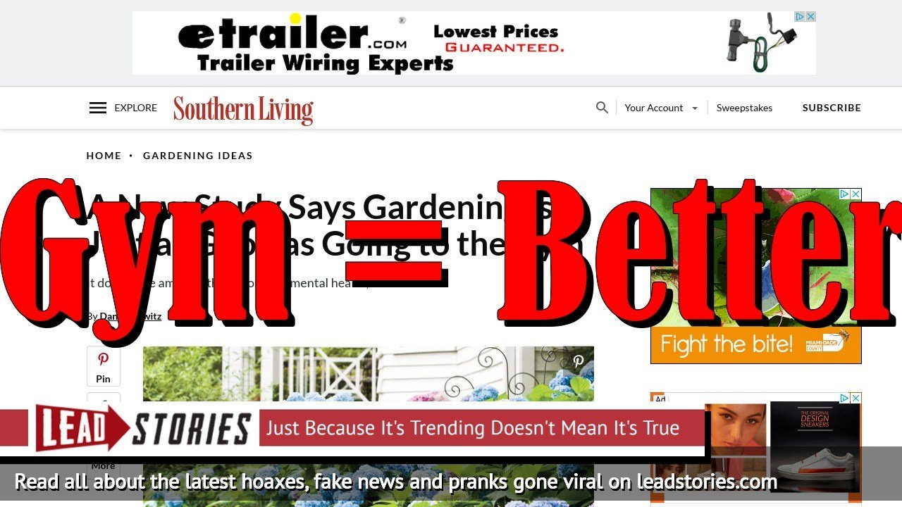Screenshot of https://www.southernliving.com/garden/syndication-a-new-study-says-gardening-is-just-as-good-as-going-to-the-gym