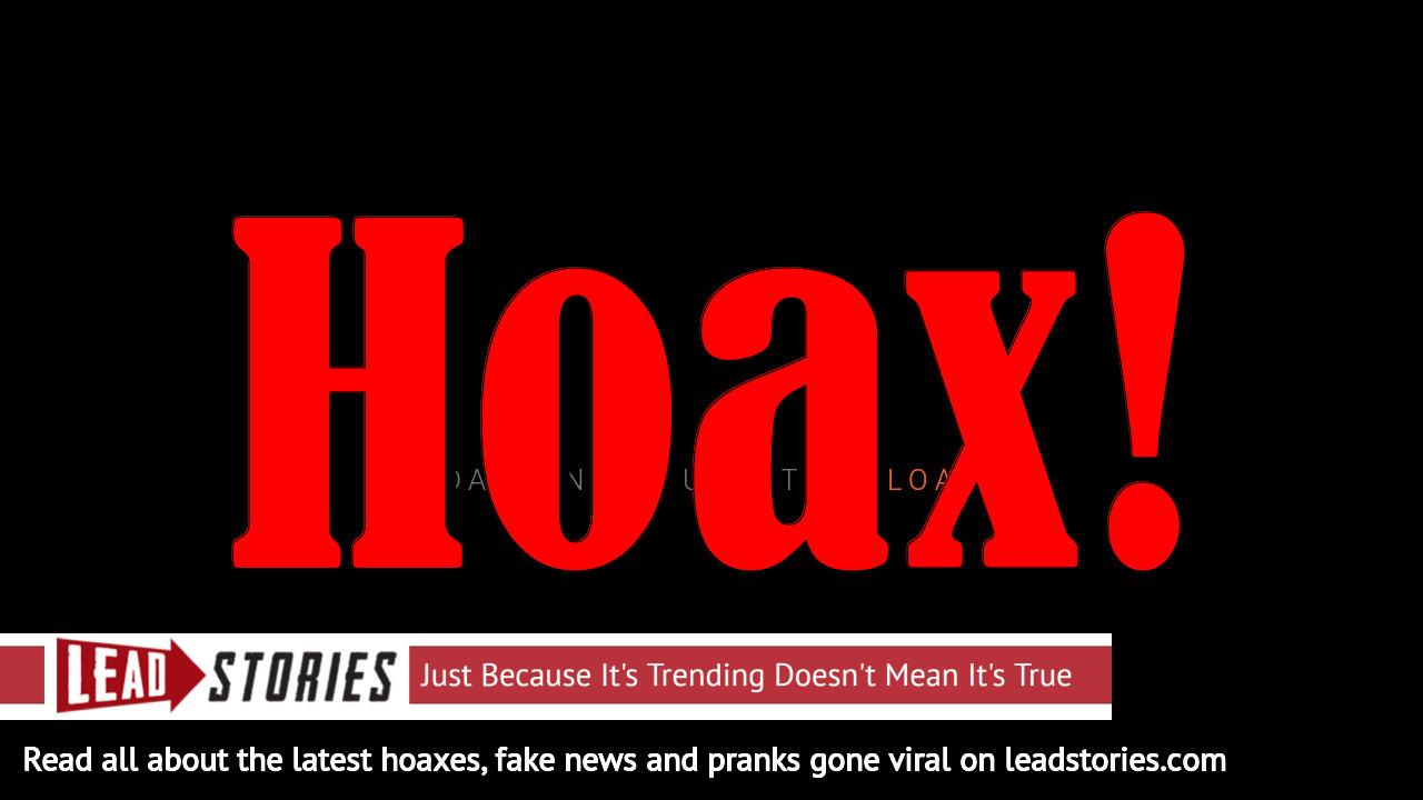 Fake News: Michael Jordan is NOT Running for US Senate as a Republican