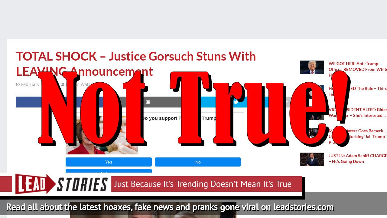 Screenshot of https://explainlife.com/total-shock-justice-gorsuch-stuns-with-leaving-announcement-20087/