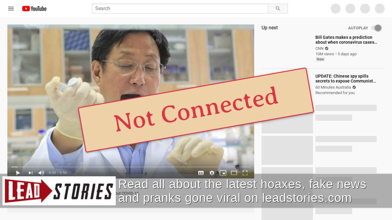 Screenshot of https://www.youtube.com/watch?v=moegnB4rBEg&feature=youtu.be