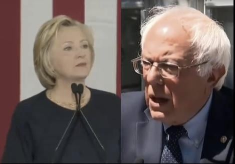 Watch: Bernie Sanders Makes His Demands Before Tuesday Night Meeting With Hillary Clinton