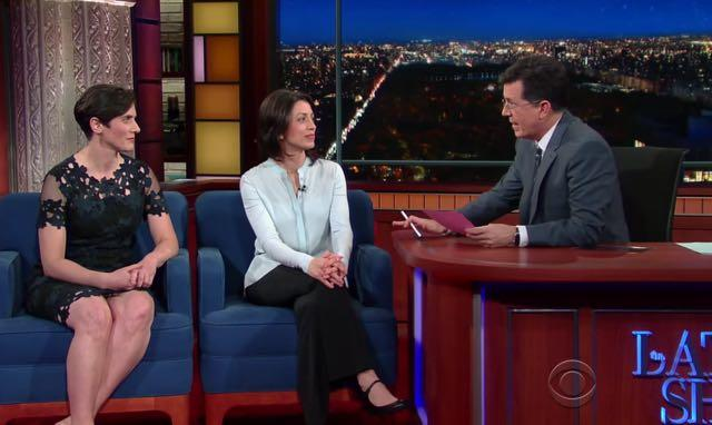 Stephen Colbert Interviews 'Making A Murderer' Producers