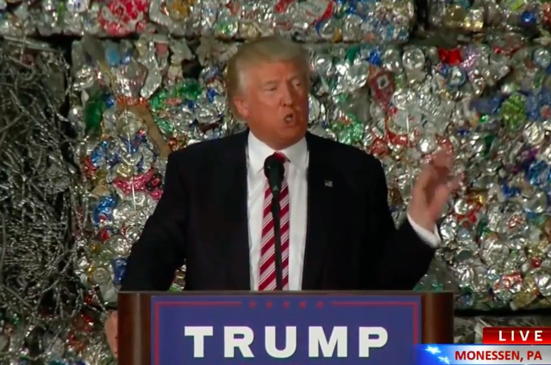 Watch Replay: Donald Trump's Trade Policy Speech In Monessen, Pennsylvania, Monday, June 28