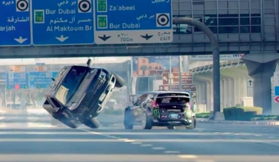 WATCH: Ken Block's New Epic 'Dubai Playground' Vid