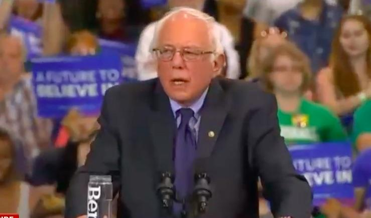 Watch LIVE Stream: Bernie Sanders Speaking At Rutgers University, New Jersey Rally Sunday