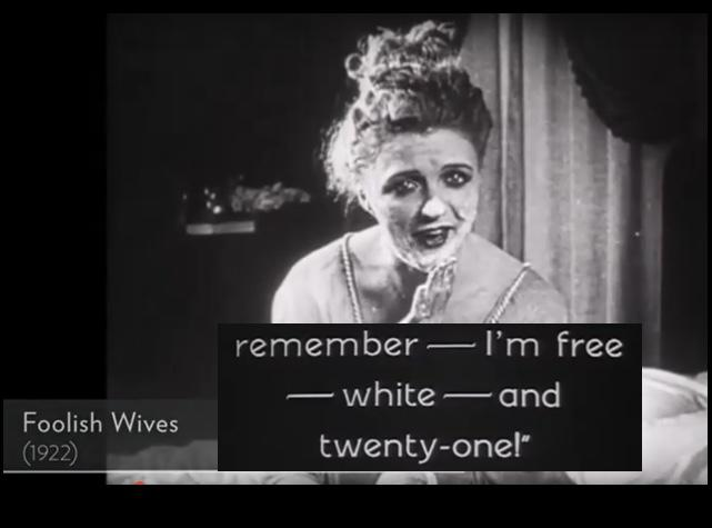 'Free, White & 21': Startling Montage Of Racist Catchphrase In Old Hollywood Films