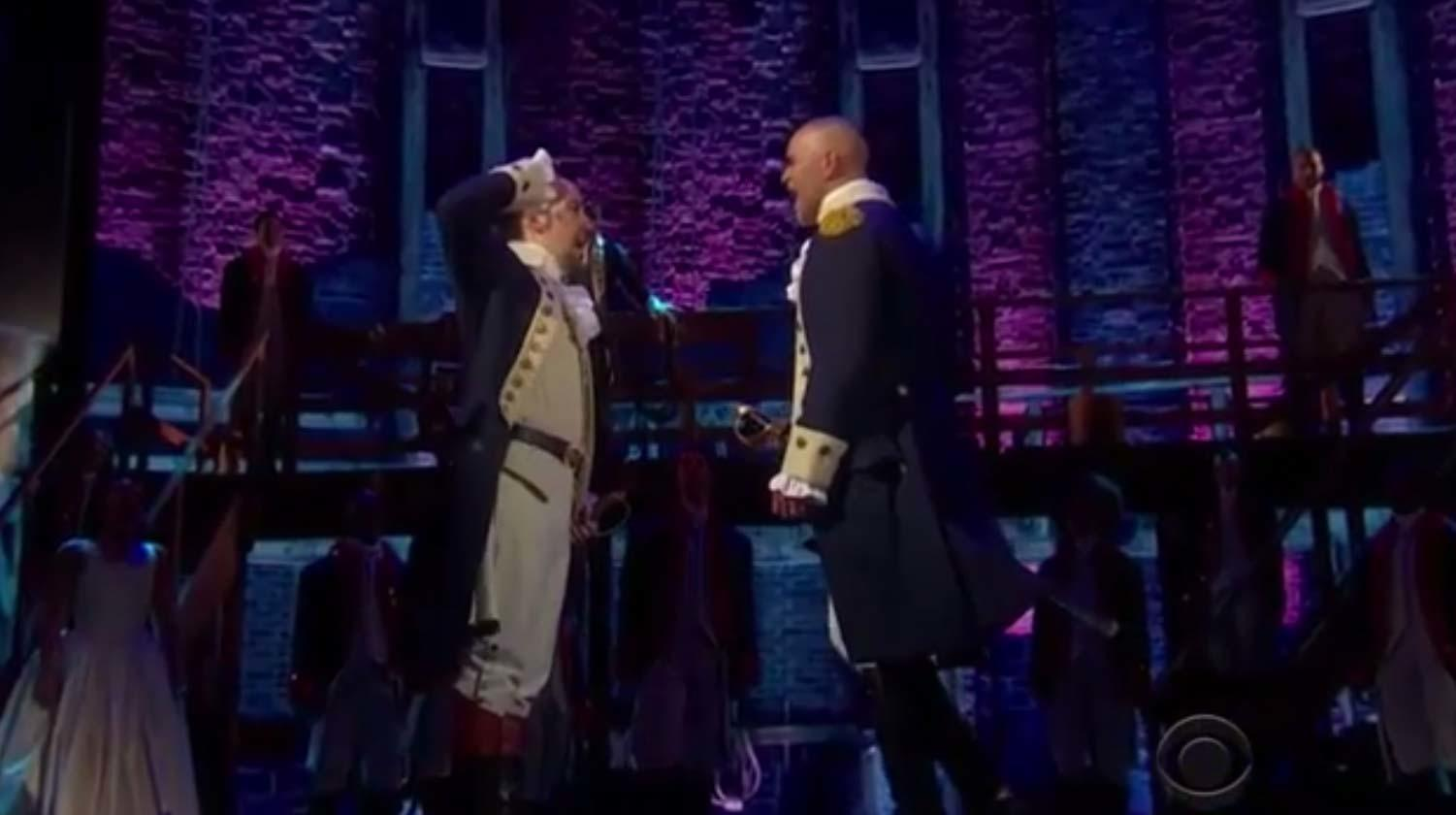 Watch Replay: Amazing 'Hamilton' Performance at the Tony Awards