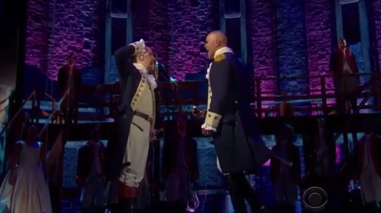 Watch Replay: Amazing 'Hamilton' Performance at the Tony Awards